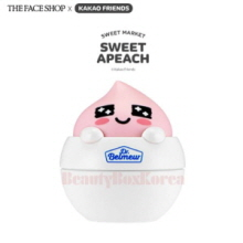 THE FACE SHOP Dr. Belmeur Daily Repair Zinc Tone Up Cream 50ml  [The Face Shop x Kakao Friends -Sweet Apeach]